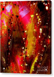 Carnival Lights Acrylic Print by Doris Wood