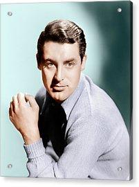 Cary Grant, Ca. 1936 Acrylic Print by Everett