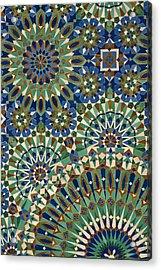 Casablanca, Morocco Acrylic Print by Axiom Photographic