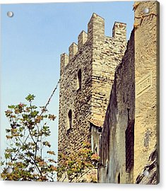 Castel Juval - Alto Adige Acrylic Print