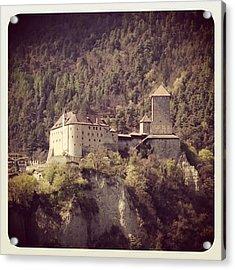 Castel Tirolo Acrylic Print