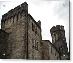 Castle Penitentiary Acrylic Print