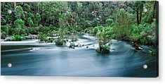 Cataract In Flood Acrylic Print