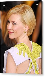 Cate Blanchett At Arrivals For The 83rd Acrylic Print