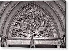Cathedral Ex Nihilo Acrylic Print