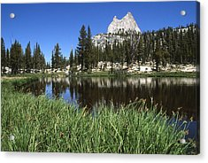Cathedral Peak Acrylic Print
