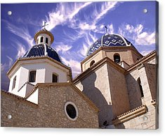 Acrylic Print featuring the photograph Cathedral by Rod Jones