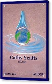 Cathy Yeatts Acrylic Print