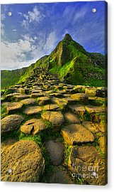 Acrylic Print featuring the photograph Causeway View by Roy  McPeak