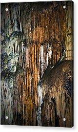 Cave02 Acrylic Print by Svetlana Sewell