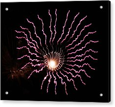 Acrylic Print featuring the photograph Celestial Eye by Chris Anderson