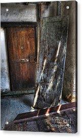 Cell Doors - Eastern State Penitentiary Acrylic Print by Lee Dos Santos