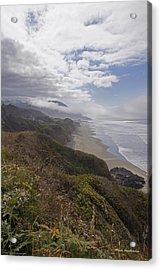 Central Oregon Coast Vista Acrylic Print by Mick Anderson