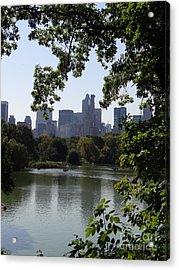 Central Park 35 Acrylic Print