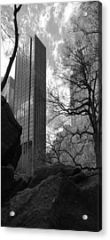 Central Park Three Acrylic Print