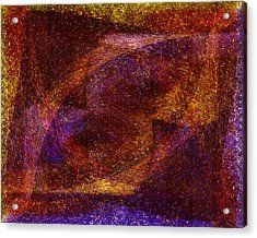 Centrifuge Acrylic Print by Christopher Gaston