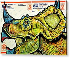 Centrosaurus Acrylic Print