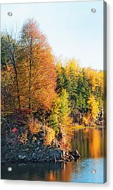 Changing Color Acrylic Print