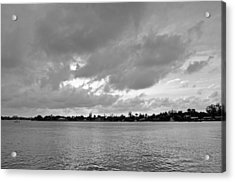 Channel View Acrylic Print