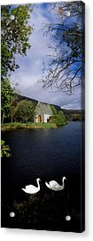 Chapel At Gougane Barra, Co Cork Acrylic Print