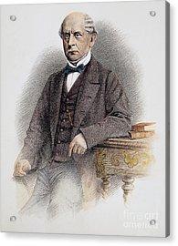 Charles Francis Adams Acrylic Print by Granger