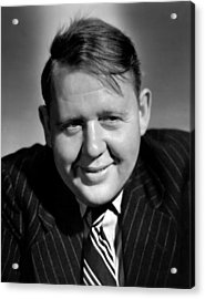 Charles Laughton, 1943 Acrylic Print by Everett