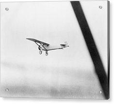 Charles Lindberghs Airplane, The Spirit Acrylic Print by Everett
