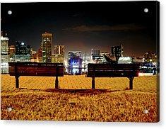 Charm City View Acrylic Print