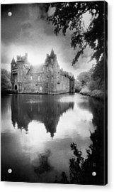 Chateau De Trecesson Acrylic Print by Simon Marsden