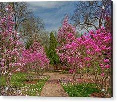 Cheekwood Gardens Acrylic Print
