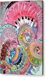 Cherubim Out-take 3 Acrylic Print
