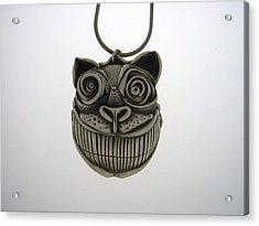Cheshire Cat  Acrylic Print by Michael Marx