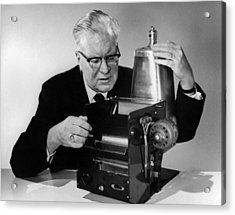 Chester Carlson 1906-1968 Acrylic Print by Everett