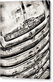 Chevrolet Acrylic Print
