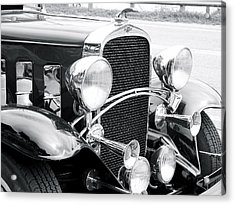 Acrylic Print featuring the photograph Chevrolet by Robin Regan