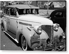 Chevy '39 Acrylic Print