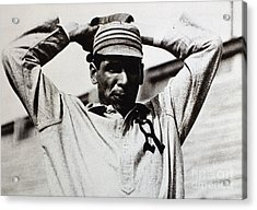 Chief Bender (1884-1954) Acrylic Print by Granger