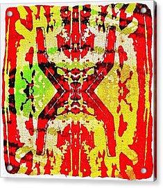Chieftain - Of Ancient Farm Acrylic Print