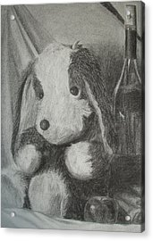 Childlike Acrylic Print by Tania Kelvin