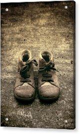 Children's Shoes Acrylic Print by Joana Kruse