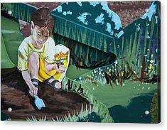 Child's Garden Acrylic Print