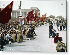 China: Cultural Revolution Acrylic Print by Granger