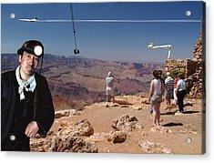 Chinese Buy Grand Canyon-1 Acrylic Print by Larry Mulvehill