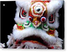 Chinese New Years Nyc 4705 Acrylic Print
