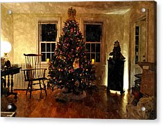 Christmas Past Cpwc Acrylic Print