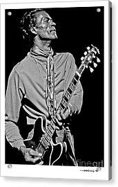 Chuck Berry 2 Acrylic Print