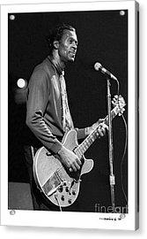 Chuck Berry 3 Acrylic Print