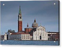 Church Of San Giorgio Maggiore Venice Italy Acrylic Print