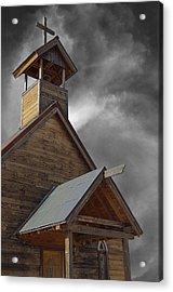 Church On The Mount Acrylic Print