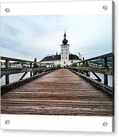 #church #templom #chapel #austria Acrylic Print